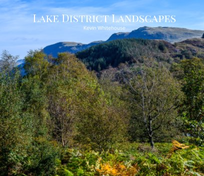 Lake District Landscapes book cover