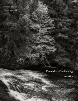 From Where I'm Standing, Volume 2, Issue 2 book cover