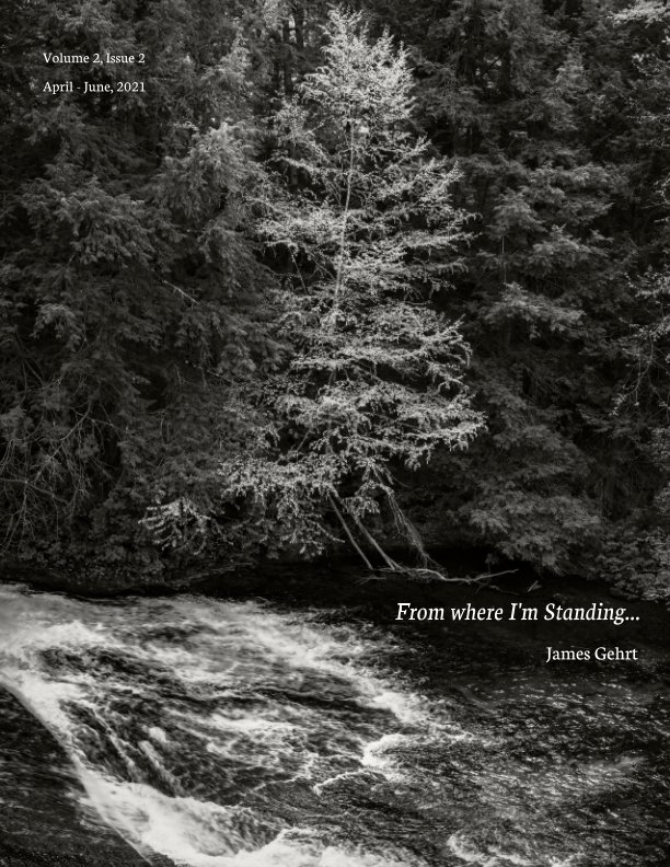 View From Where I'm Standing, Volume 2, Issue 2 by James Gehrt