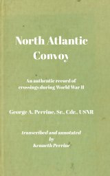 North Atlantic Convoy book cover