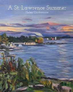 A St. Lawrence Summer book cover