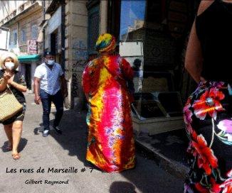 Les rues de Marseille # 7 book cover
