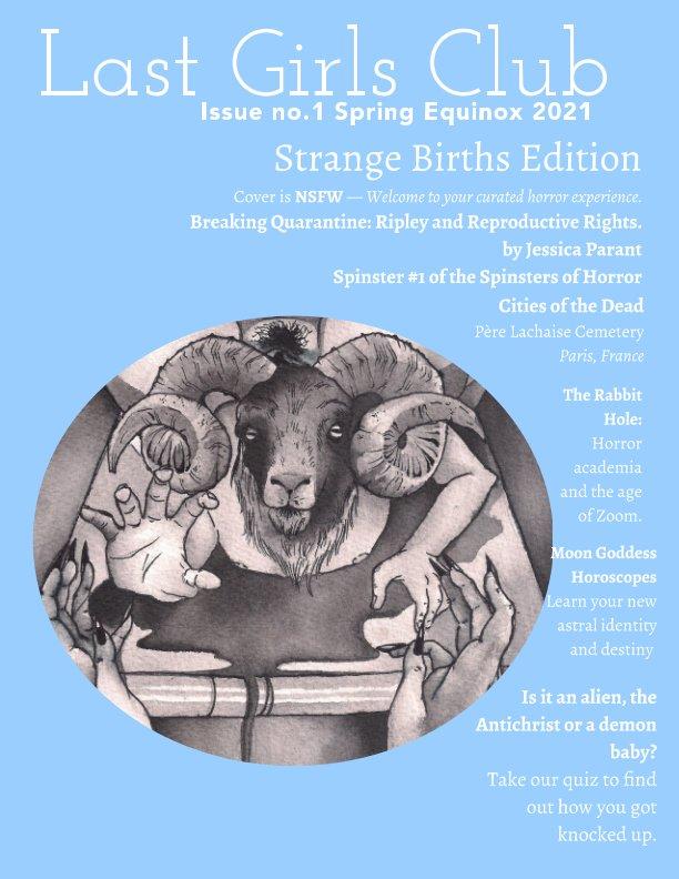 Ver Last Girls Club Spring Issue por Eda H Obey, Martinne Corbeau