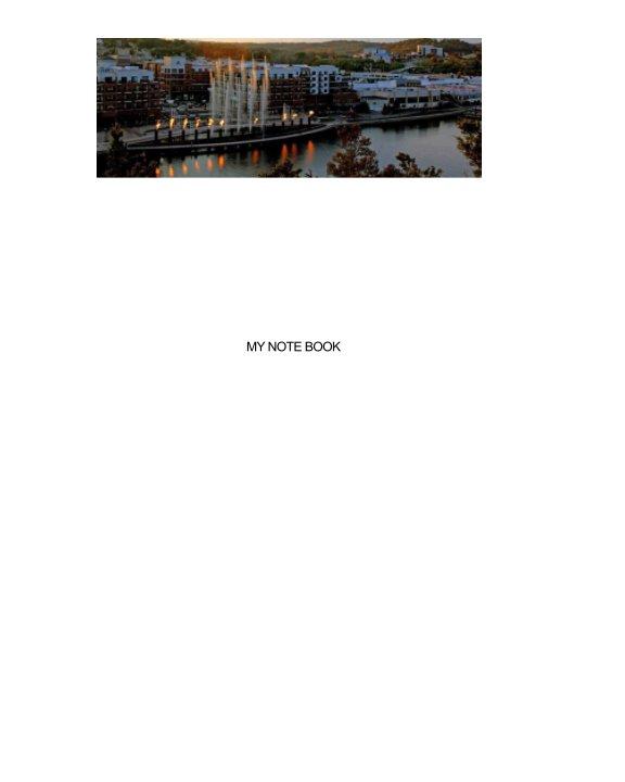 Ver My Note Book por JOANNE FLETCHER