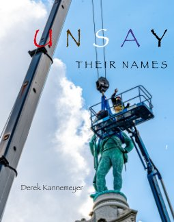 Unsay Their Names book cover