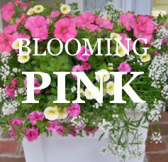 Blooming PINK book cover