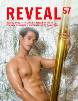 Reveal 57 Adrian On The Pole book cover