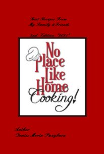 Best Recipes From My Family  and Friends 2nd Edition 2021 book cover
