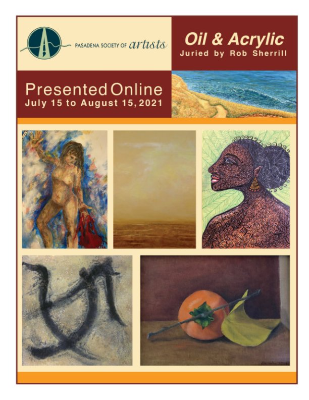 View Oil  and Acrylic Exhibition by Pasadena Society of Artists by P:asadena Society of Artists