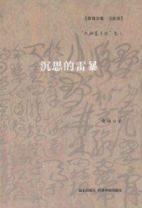 沉思的雷暴 book cover