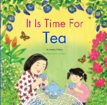 It Is Time For Tea book cover