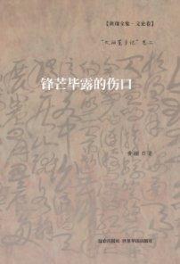 锋芒毕露的伤口 book cover