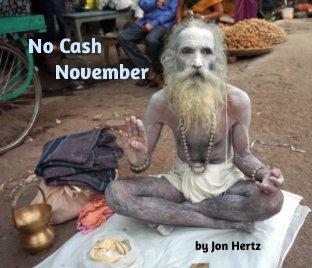 No Cash November book cover