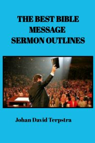 The Best Message Sermon Outlines book cover
