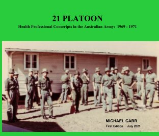 21 Platoon book cover