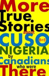 MORE CUSO Nigeria True Stories book cover