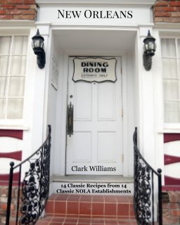 New Orleans Dining Room book cover