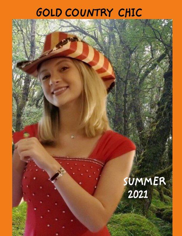 Bekijk Gold Country chic op Margaret Ann Dahl