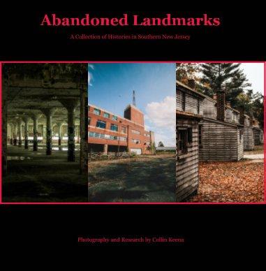 Abandoned Landmarks book cover