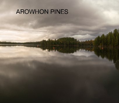 Arowhon Pines book cover