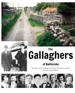 The Gallaghers of Ballinrobe book cover