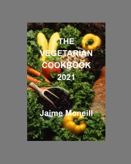 vegetarian cookbook book cover