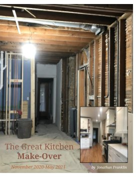 The Great Kitchen Make-Over book cover