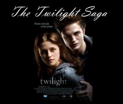 The Twilight Saga book cover
