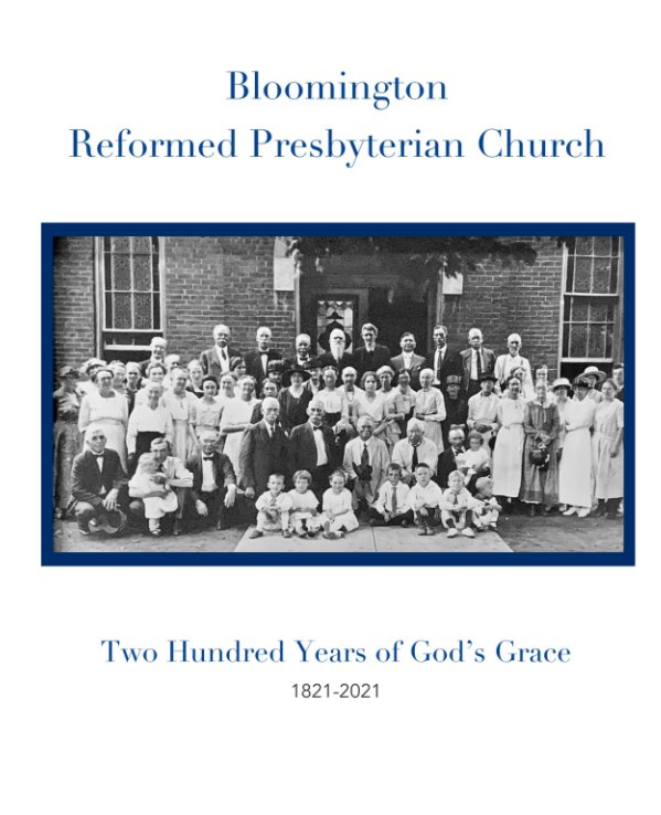 View Bloomington Reformed Presbyterian Church by Cheryl Molin
