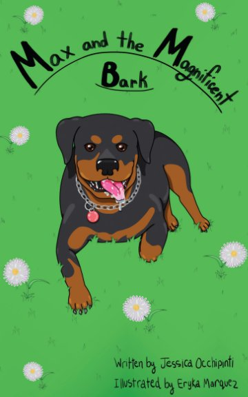 View Max and the Magnificent Bark by Jessica Occhipinti
