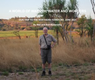 A World of Warmth, Water and Wonders book cover