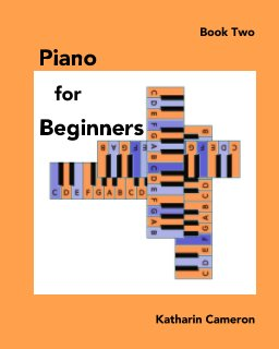 Piano for Beginners Book Two book cover