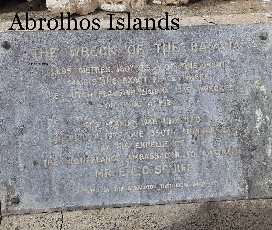 View Abrolhos Islands by Joseph Mania