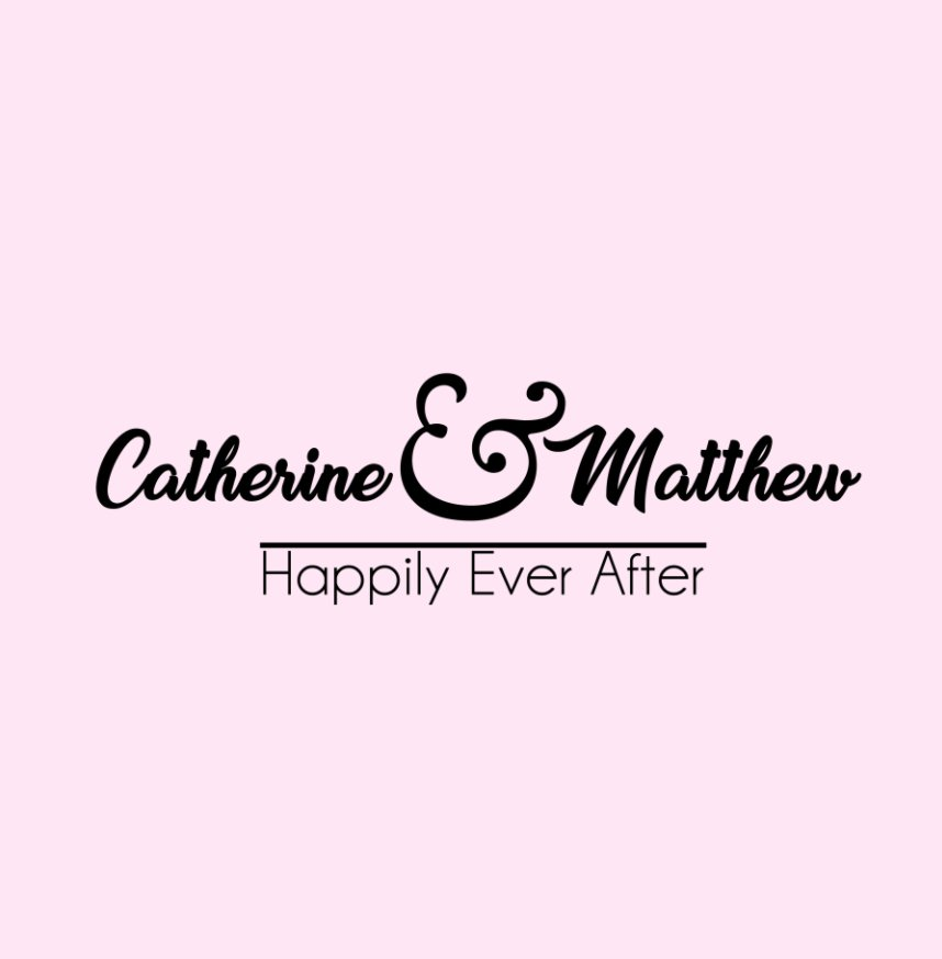 View Catherine and Matthew by Chereen O'Loughlin