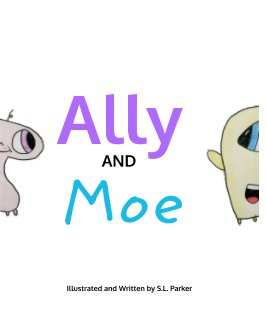Ally and Moe book cover