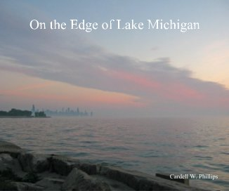 On the Edge of Lake Michigan book cover