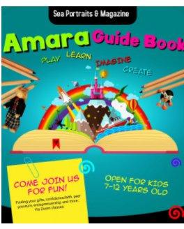 Amara Kids Modeling Guide Book book cover