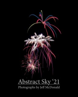 Abstract Sky '21 - Softcover book cover