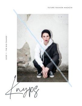 KNYPS - Future Fashion Magazin book cover