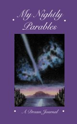 """My Nightly Parables - style: """"Piercing S .T .E .V .E"""" book cover"""