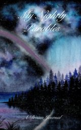 """My Nightly Parables - style: """"Shalva"""" book cover"""