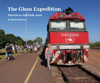 The Ghan Expedition book cover
