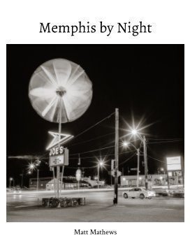 Memphis By Night Zine book cover