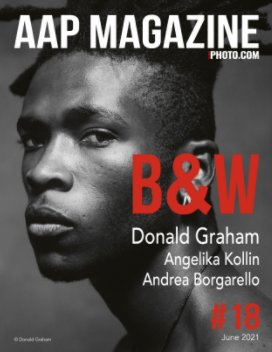 AAP Magazine #18 Black and White book cover