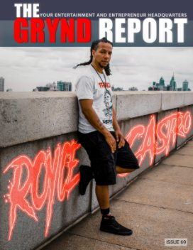 The Grynd Report Issue 69 book cover