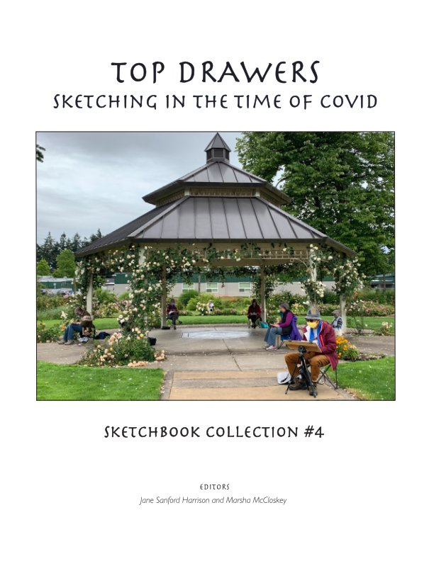 View Top Drawers: Sketching in the Time of Covid by Top Drawers