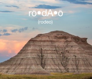(rodeo) book cover