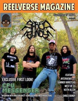 Reelverse Magazine #1 book cover