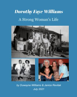 Dorothy Williams book cover