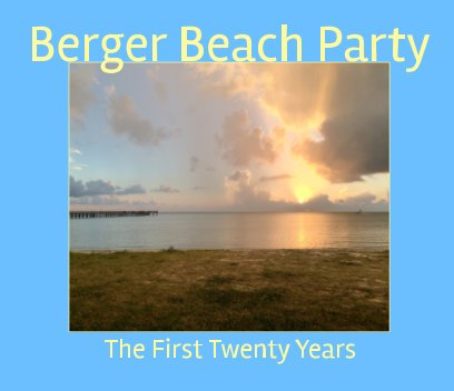 Berger Beach Party book cover